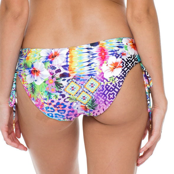 GUAJIRA SUPERSTAR - Drawstring Side Full Bottom (844404883500)