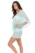 EL MALECON - Cabana V Neck Dress • Espuma De Mar