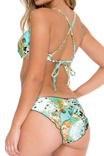GUANTANAMERA - Underwire Adjustable Top & Bahia Banded Seamless Full Bottom • Multicolor