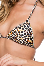GUANTANAMERA - Adita Halter Top & Baracoa Brazilian Bottom • Multicolor