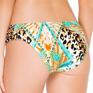 GUANTANAMERA - Scrunch Panty Full Bottom