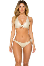 HAVANA NIGHTS - Esmeralda Top & Cayo Hueso Moderate Bottom • White