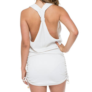 HAVANA NIGHTS - T Back Mini Dress