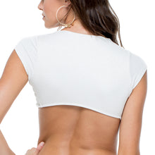 HAVANA NIGHTS - Señorita Crop Top
