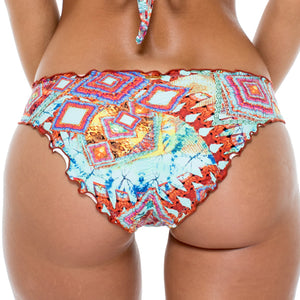 YEMAYA - Seamless Full Ruched Back Bottom