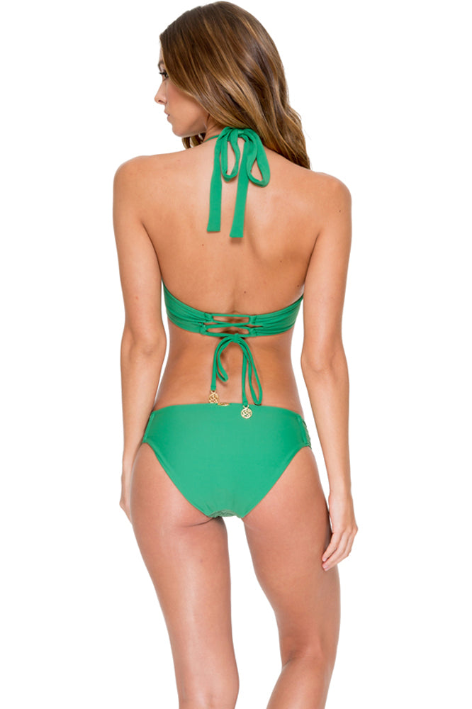 EL CARNAVAL - Push Up Underwire Top & Full Bottom • Palma