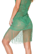 EL CARNAVAL - Flirty Fringe Dress • Palma