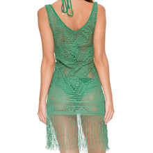 EL CARNAVAL - Flirty Fringe Dress