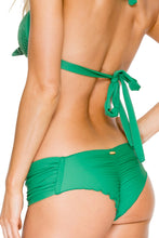 EL CARNAVAL - Lola Halter Top & Scrunch Ruched Back Brazilian Bottom • Palma