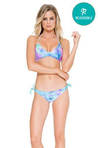 PALMARES - Laura Top & Cayo Coco Brazilian Bottom • Multicolor