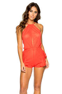 VIVA CUBA - Habanera Ruffled Romper • Girl On Fire