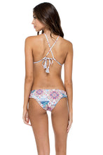 AZUCAR - Cari Top & Reversible Braided Moderate Bottom • Multicolor