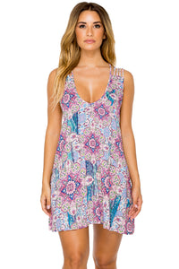 AZUCAR - Santa Cruz Dress • Multicolor