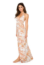 AMOR TABACO Y RON - Cabaret Dress • Rose Gold