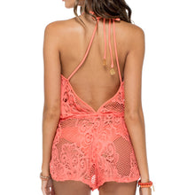 GUAGUANCO - Backless Romper