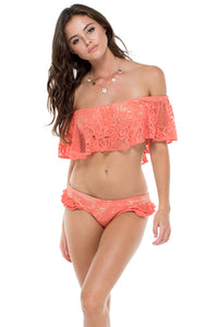 GUAGUANCO - Rosario Top & Morena Bottom • Mamey