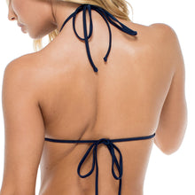 MAMBO - Molded Push Up Bandeau Halter Top
