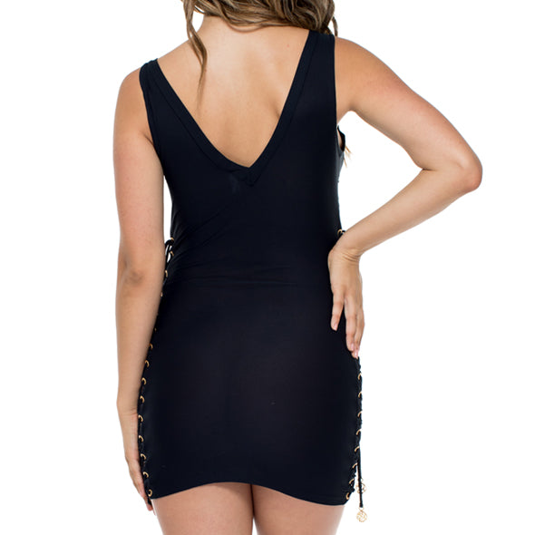 MAMBO - Open Sides Bodycon Dress