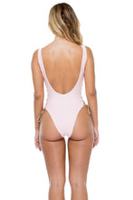 LA CORREDERA - Open Side One Piece Bodysuit • Niña