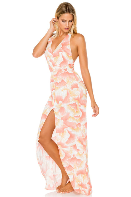 COSTA DE LUZ - Long Dress • Multicolor