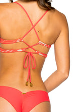 LA CABAÑA - Laura Top & Open Side Brazilian Bottom • Girl On Fire
