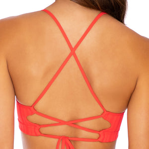 CORAZON DE SEDA - Underwire Top