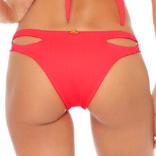TRIANA SUMMER - Reversible Zig Zag Open Side Moderate Bottom