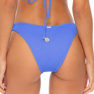 TRIANA SUMMER - High Leg Brazilian Bottom