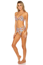 MAESTRANZA - Scrunch Cup Underwire Top & High Rise Cheeky Bottom • White