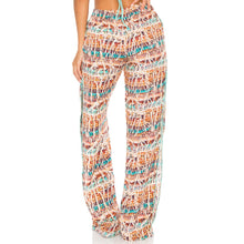 ALMERIA - Split Side Wide Leg Pant