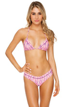 CADIZ - Triangle Top & Mamasita Bottom • Multicolor