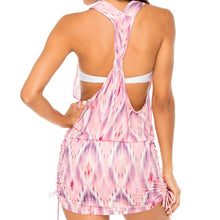 CADIZ - T Back Mini Dress