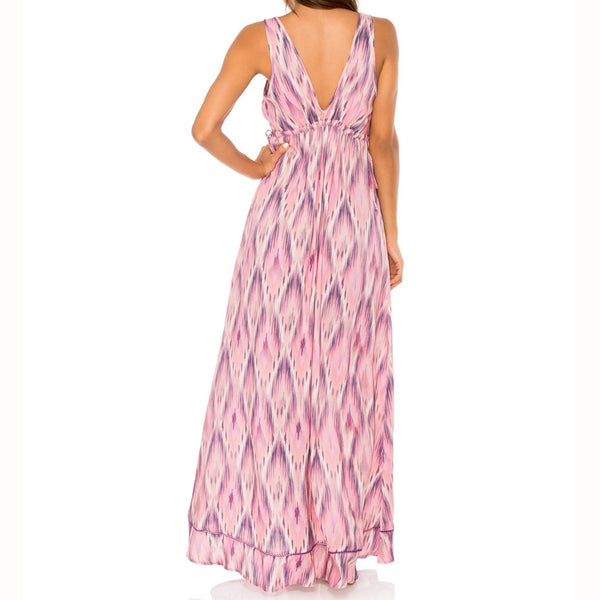 CADIZ - Boho Maxi Dress