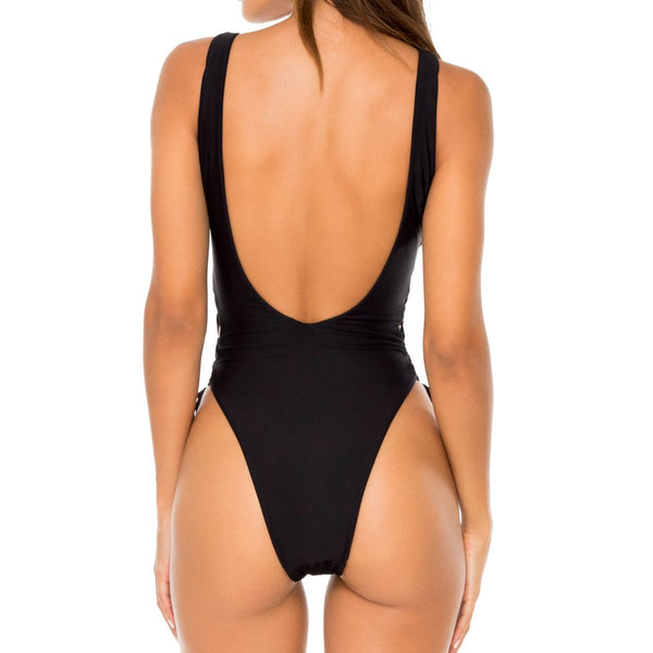 BULERIA - Open Side One Piece Bodysuit
