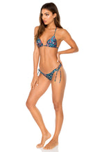 CORDOBA - Triangle Top & Banded Moderate Bottom • Multicolor