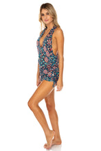 CORDOBA - T Back Mini Dress • Multicolor