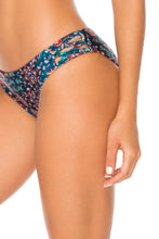 CORDOBA - Scrunch Cup Underwire Top & Full Bottom • Multicolor