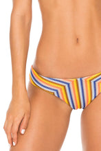 PLAZA ESPAÑA - Alegria Bandeau Top & Moderate Bottom • Multicolor