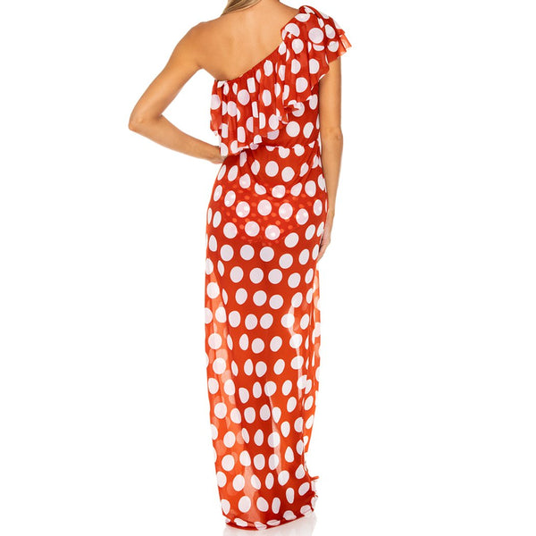 MACARENA - Cabaret Maxi Dress