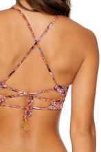 LA REINA DEL SUR - Underwire Top & Full Bottom • Multicolor