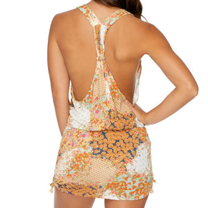 SALTY BUT SWEET - T Back Mini Dress