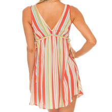 PLAY TIME - V Neck Short Dress