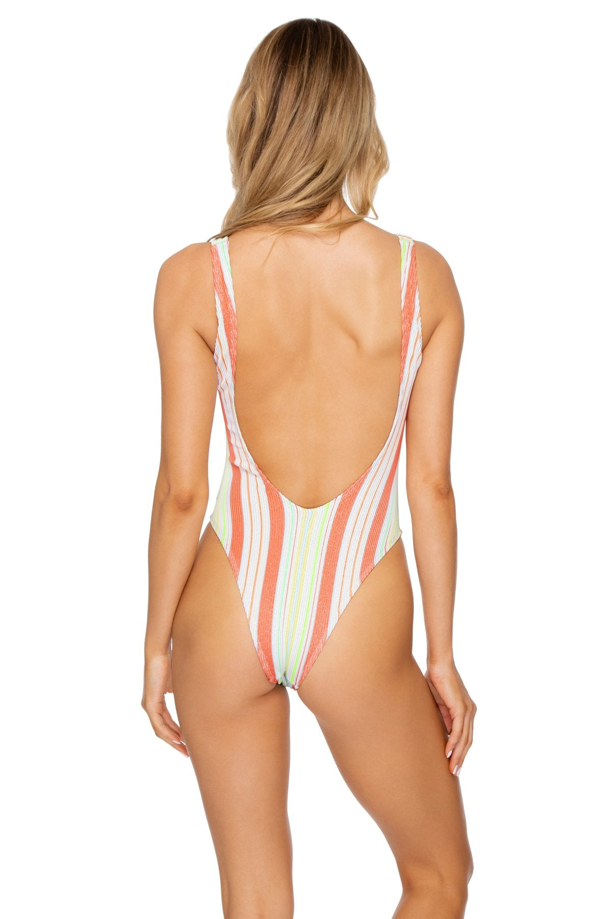 PLAY TIME - Tank One Piece • Multi White
