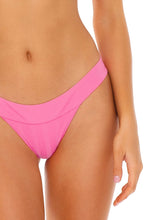 BACHELORETTE AND HER BABES - Halter Top & Band Moderate Bottom • Party Pink