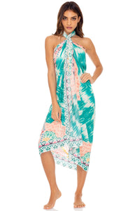CARIBBEAN KISSES - Pareo • Multicolor