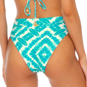 MERMAID WISHES - High Leg Banded Waist Bottom