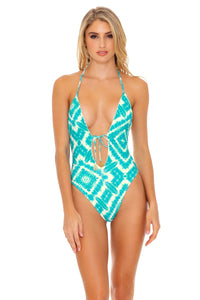 MERMAID WISHES - One Piece Bodysuit • Multicolor