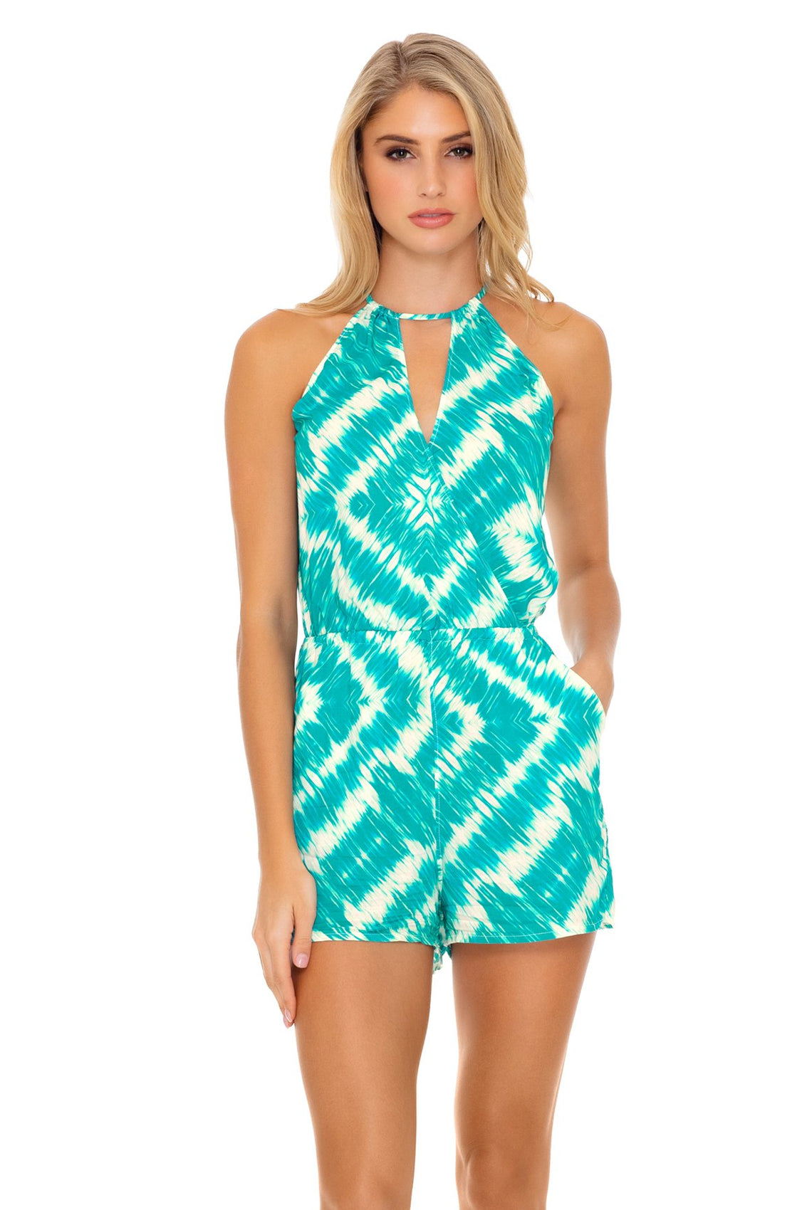 MERMAID WISHES - Señorita Romper • Multicolor