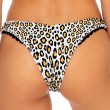 WILD SIDE - High Leg Brazilian Bottom