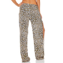 WILD SIDE - Split Side Wide Leg Pant